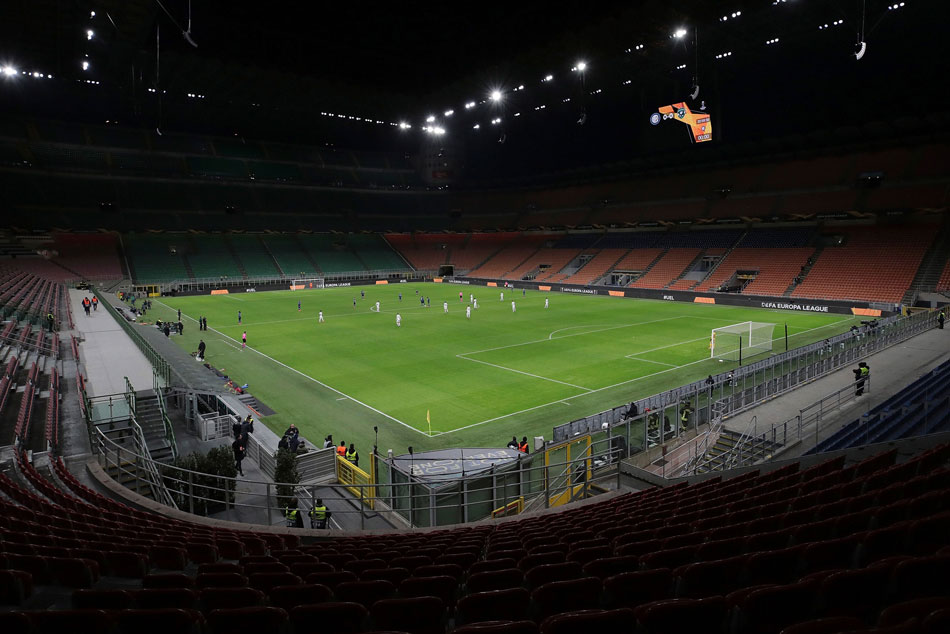 Coronavirus Effect Italy Orders All Football Matches To Be Played Without Audience