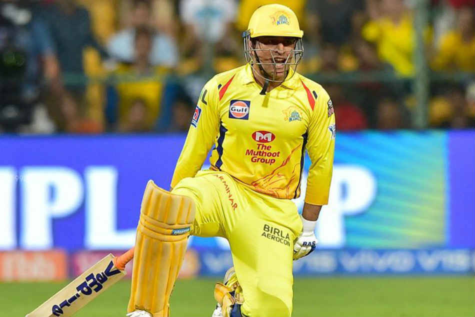 MS Dhoni CSK has helped me in handling tough situations