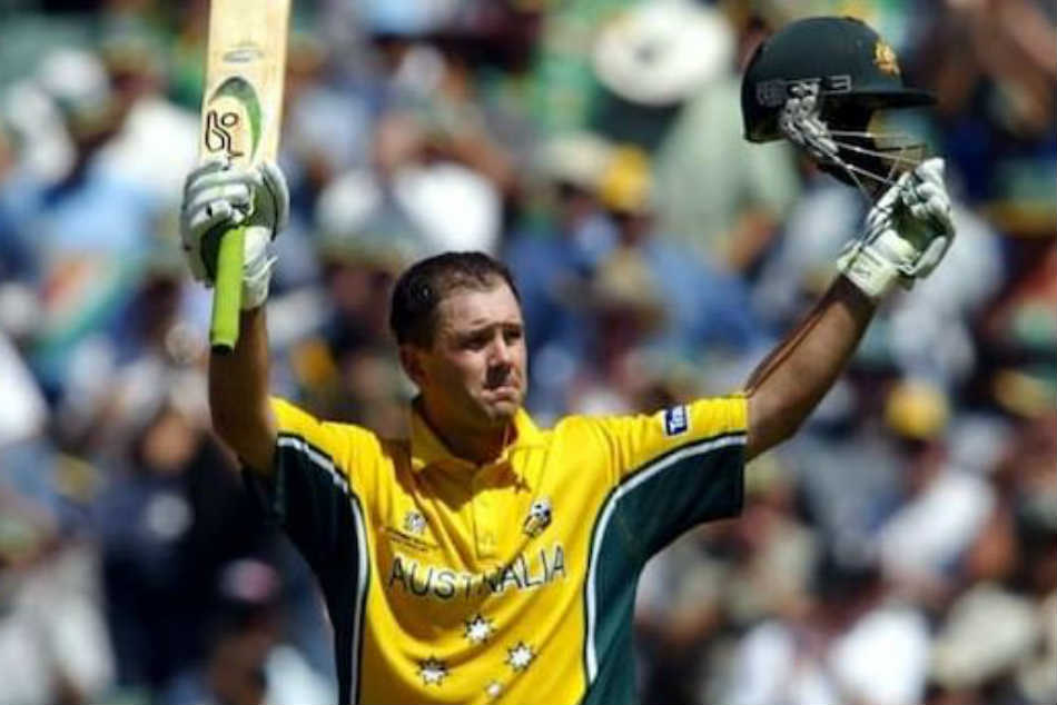 Wheres The Spring? Indian Fans Troll Ricky Ponting After He Tweets Image Of 2003 World Cup Bat