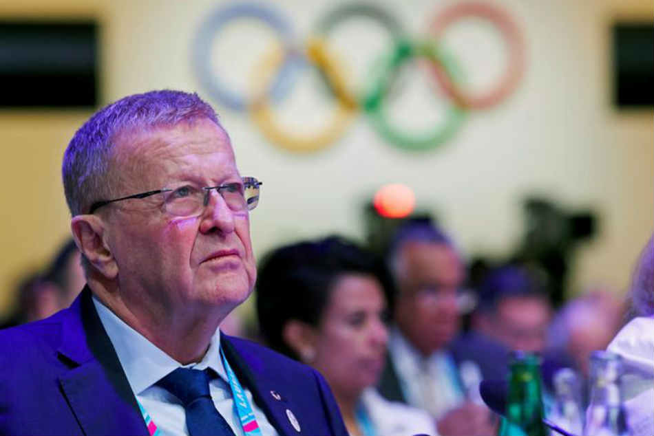 John Coates Says No May Deadline For Decision On Tokyo Olympics