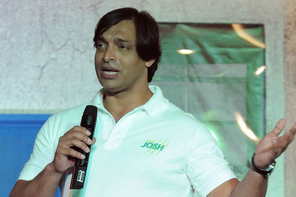 Shoaib Akhtar cites example of Sourav Ganguly, says 'my job was not to sit on TV shows'