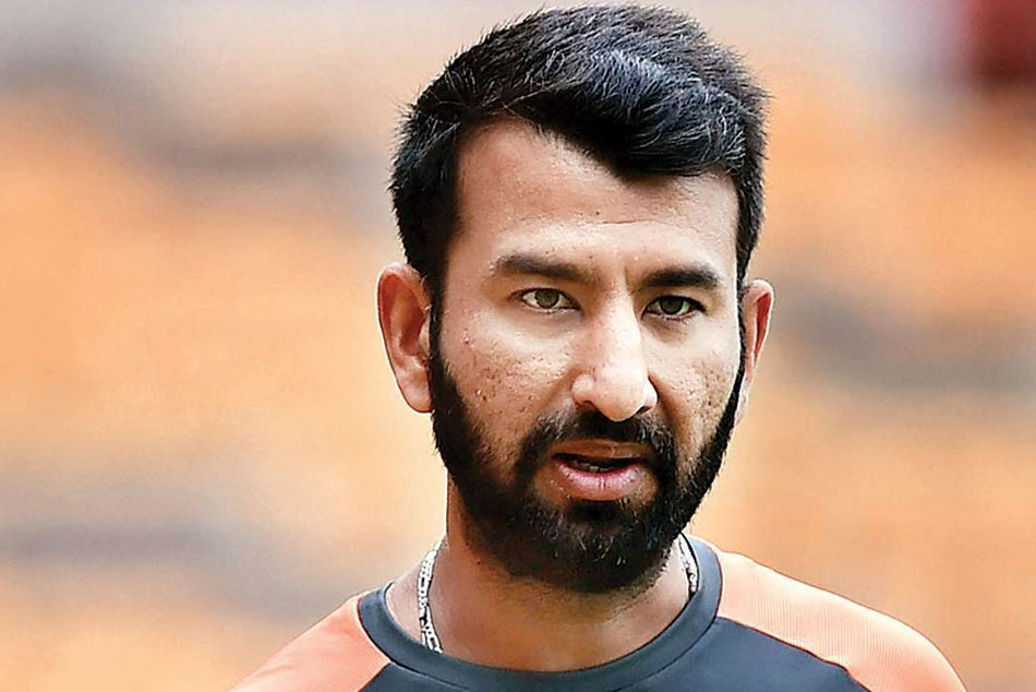 Cheteshwar Pujara contributes an undisclosed amount to PM CARES and Gujarat CM Relief Funds