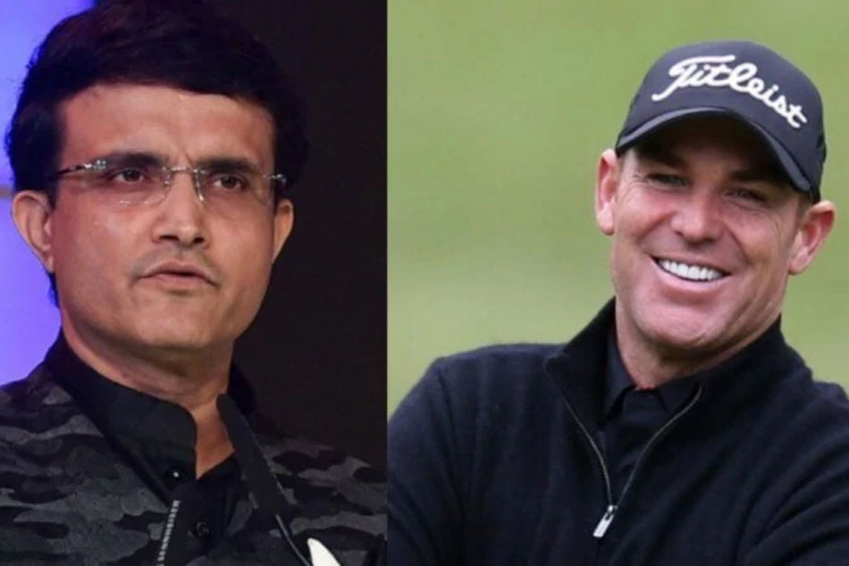 Shane Warne Picks Sourav Ganguly As Captain Of Indias Greatest XI
