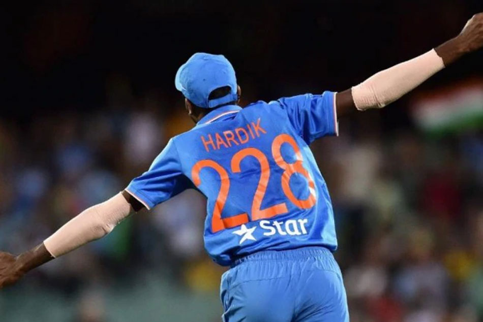 Why Hardik Pandya used to sport jersey No.228 for Team India: Fans react to ICCs tweet