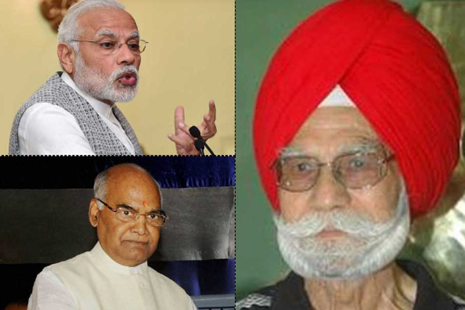 Pm Narendra Modi Pained By The Demise Of Hockey Legend Balbir Singh Sr