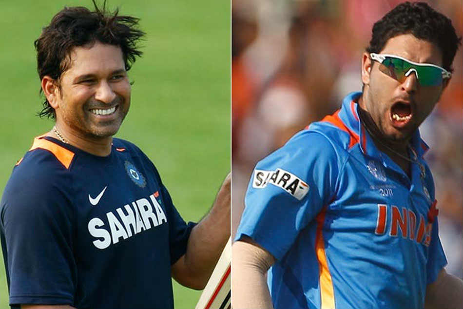 Time to break my record of 100 in the kitchen: Yuvraj Singh throws down new challenge for Sachin