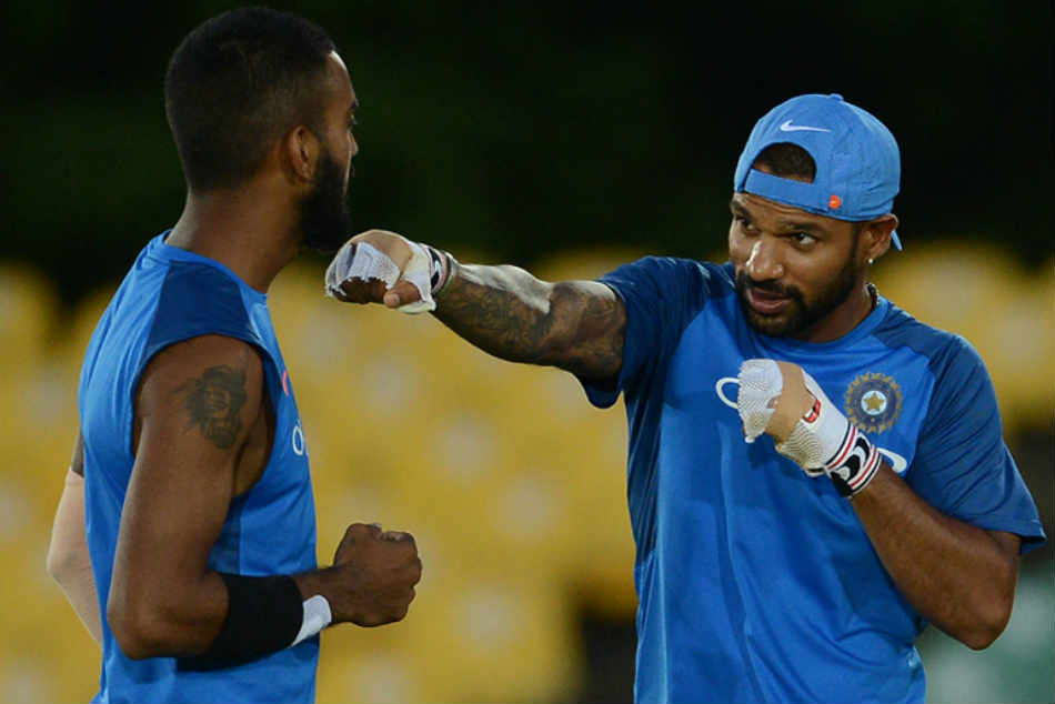 Shikhar Dhawan Says I want to perform, team selection not in my hands over competition with KL Rahul