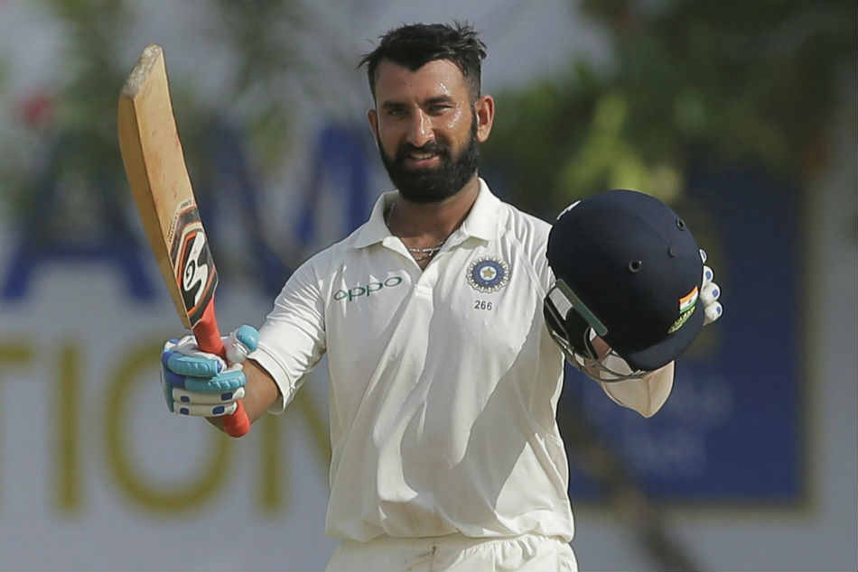 Cheteshwar Pujara Says Rahul Dravid helped me understand the importance of switching off from cricket