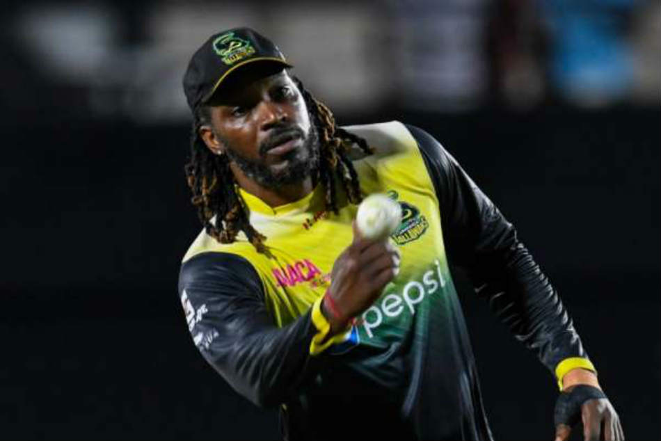 Chris Gayle pulls out of CPL 2020 due to personal reasons
