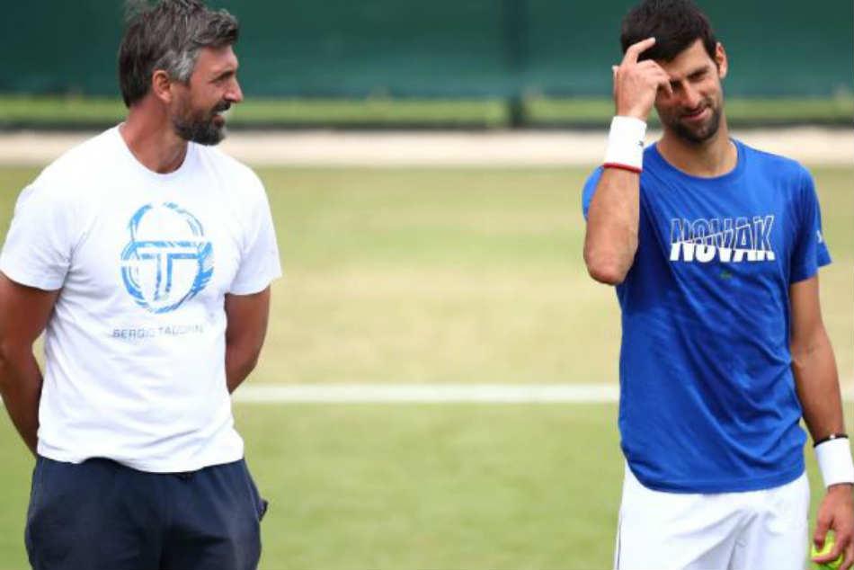 Novak Djokovic Coach Goran Ivanisevic Tests Positive For Coronavirus