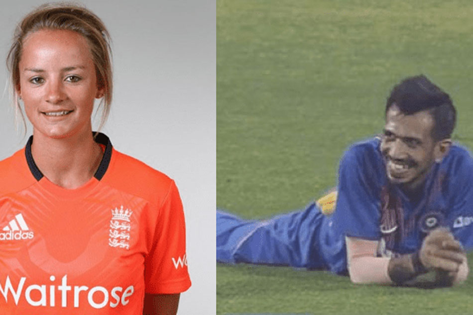 Danielle Wyatt Says We have some good friendly Instagram banter but I've never met Yuzvendra Chahal