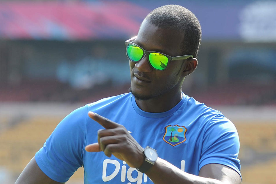 Darren Sammy gets a call from one of his ex-SRH teammates