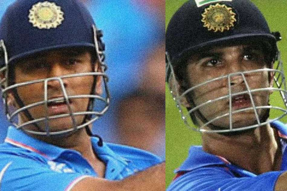 When MS Dhoni saw Sushant copy the helicopter shot and what he say?