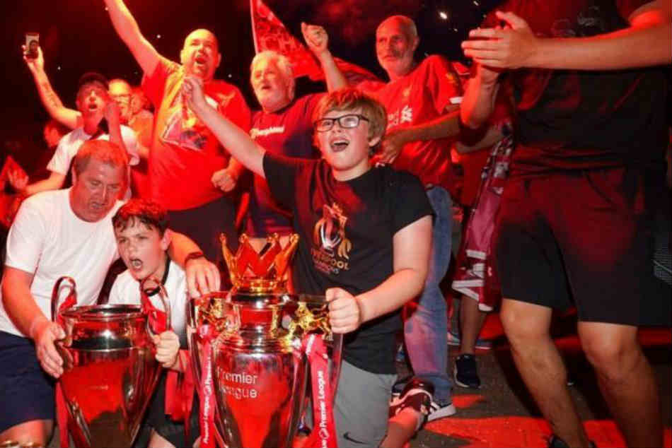 Liverpool Crowned Premier League Champions After 30 Years