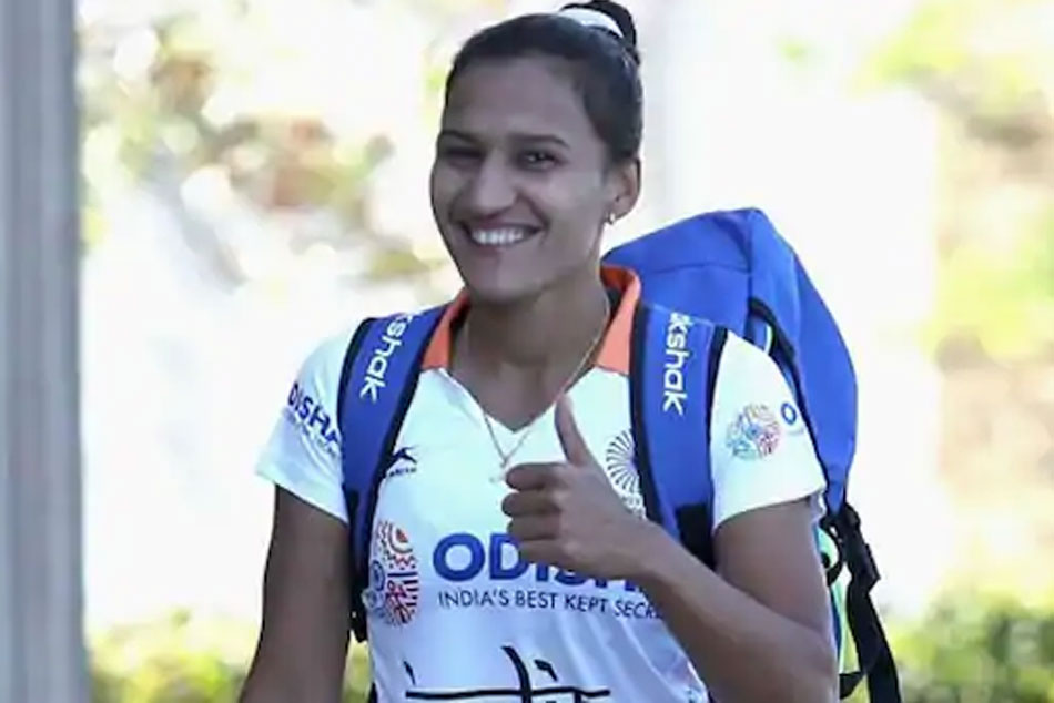India Captain Rani Rampal Nominated For Rajiv Gandhi Khel Ratna Award