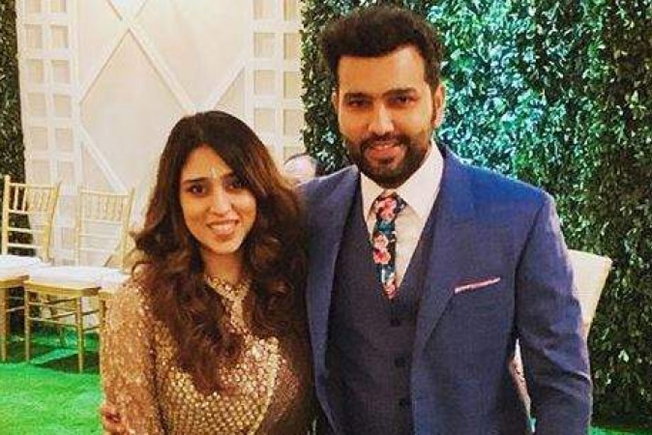Rohit Sharma Reveals Why Wife Ritika Cried During Record-Breaking Knock Against Sri Lanka In Mohali