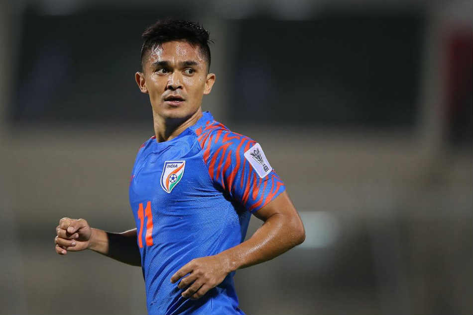 Sunil Chhetri Said Enjoying My Football Not Going Away Anytime Soon