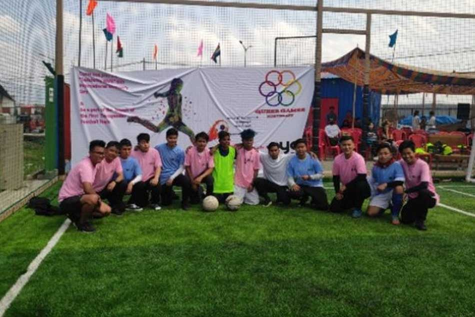 Meet India S First Transgender Football Team