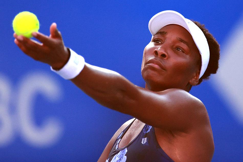 Venus Williams Joins World Teamtennis
