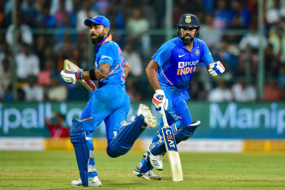 Kumar Sangakkara said Virat Kohli-Rohit Sharma defining pair for India in modern era