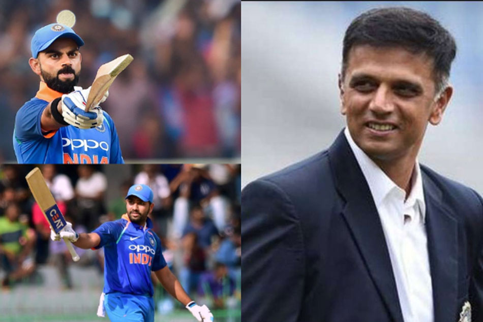 Rahul Dravid Says Players like Virat Kohli have shown that one can excel in all three formats
