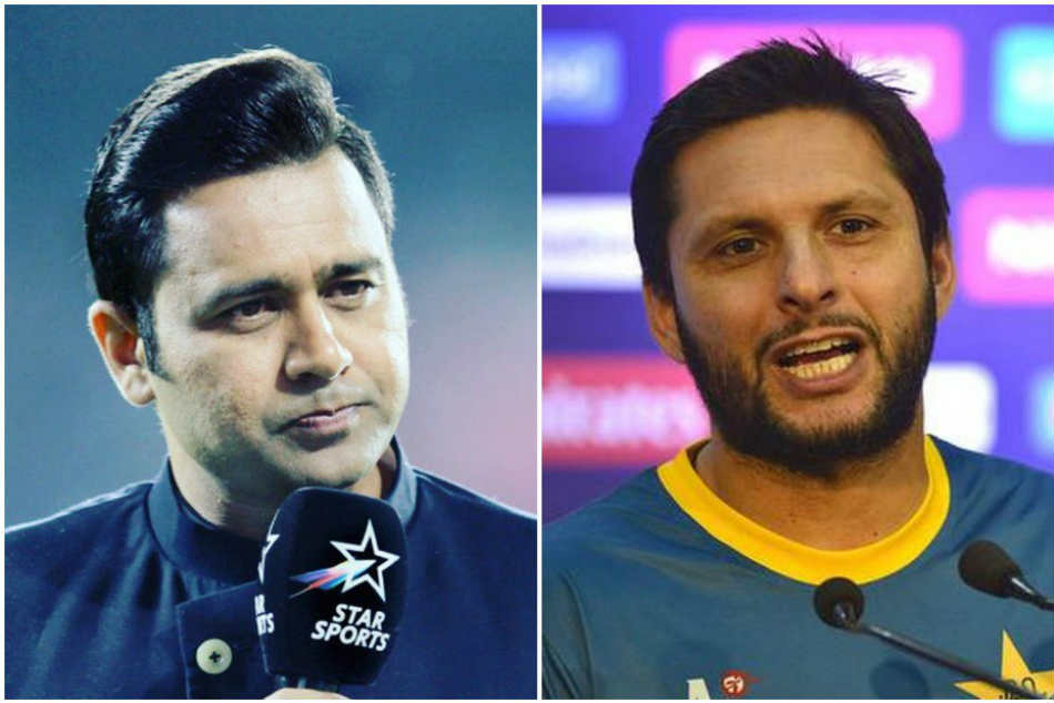Former India cricketer Aakash Chopra responds to Shahid Afridi's 'Indians asked for forgiveness' remarks
