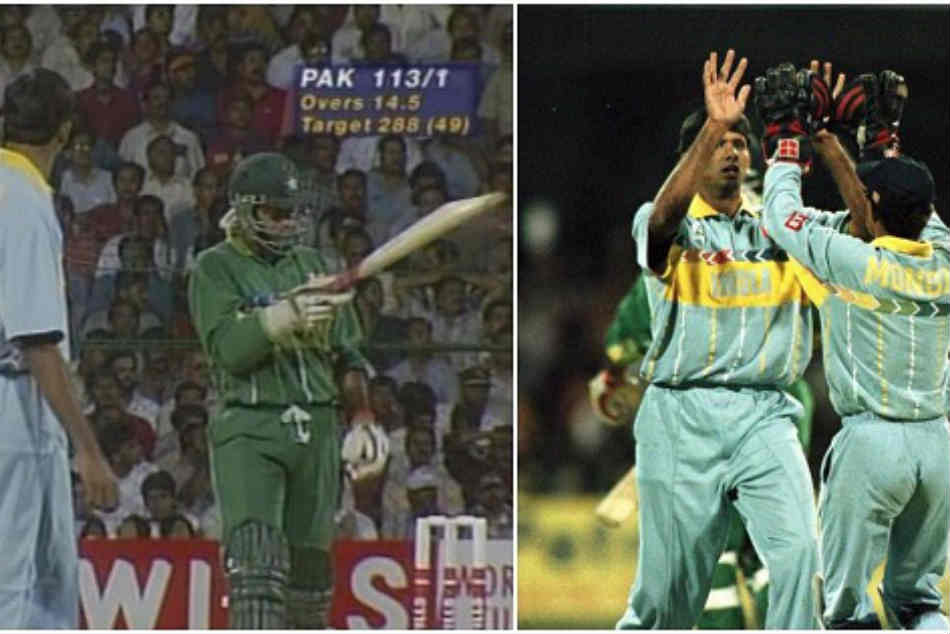 Venkatesh Prasad recalls face off with Aamer Sohail in 1996 World Cup clash between India and Pakistan
