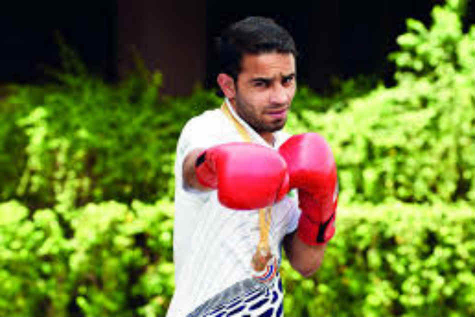 Amit Panghal Ranked No 1 In Aiba S Latest Rankings