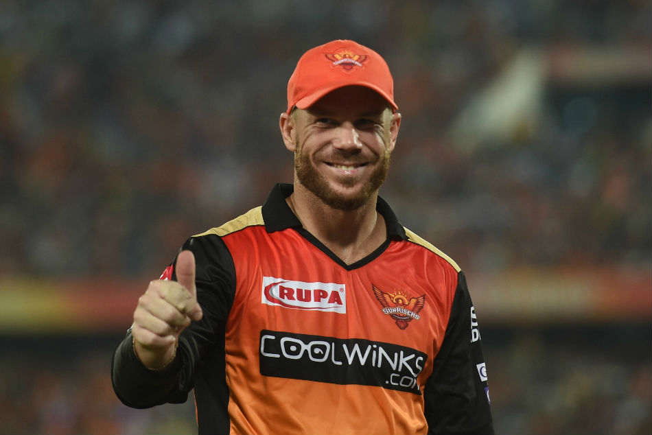 David Warner says Dont see Sunrisers Hyderabad captaincy as redemption tale