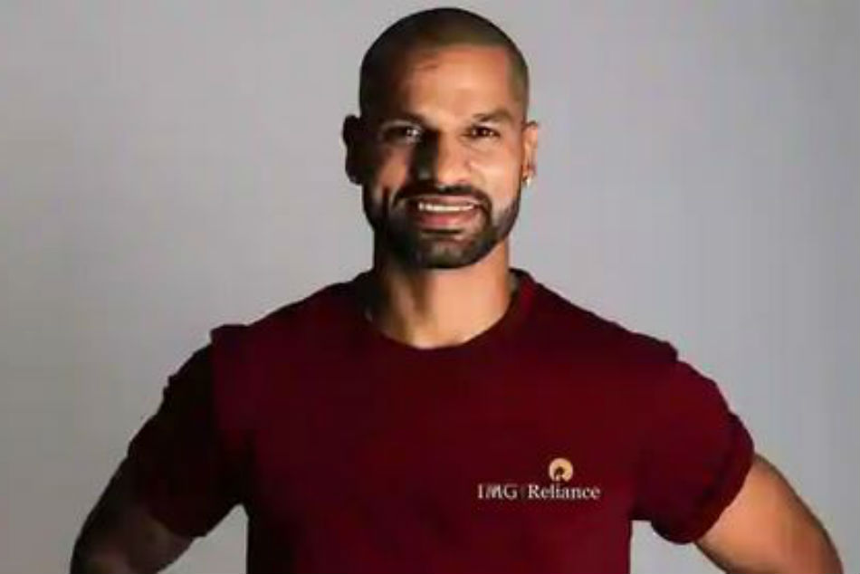 Shikhar Dhawan signs agreement with IMG Reliance