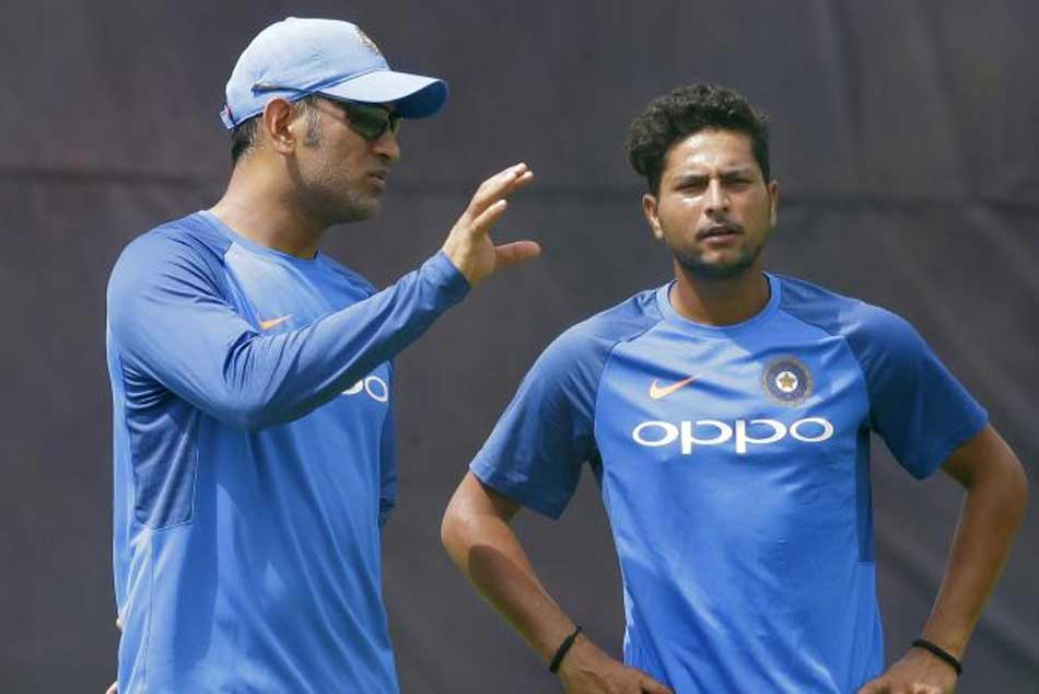 Kuldeep Yadav said Never missed my coach while playing with MS Dhoni