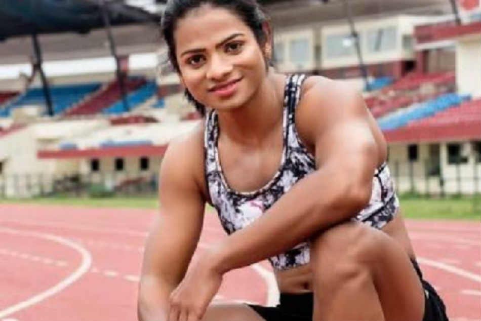 Odisha Govt Claims Rs 4 09 Cr Spent On Dutee Chand Since 2015