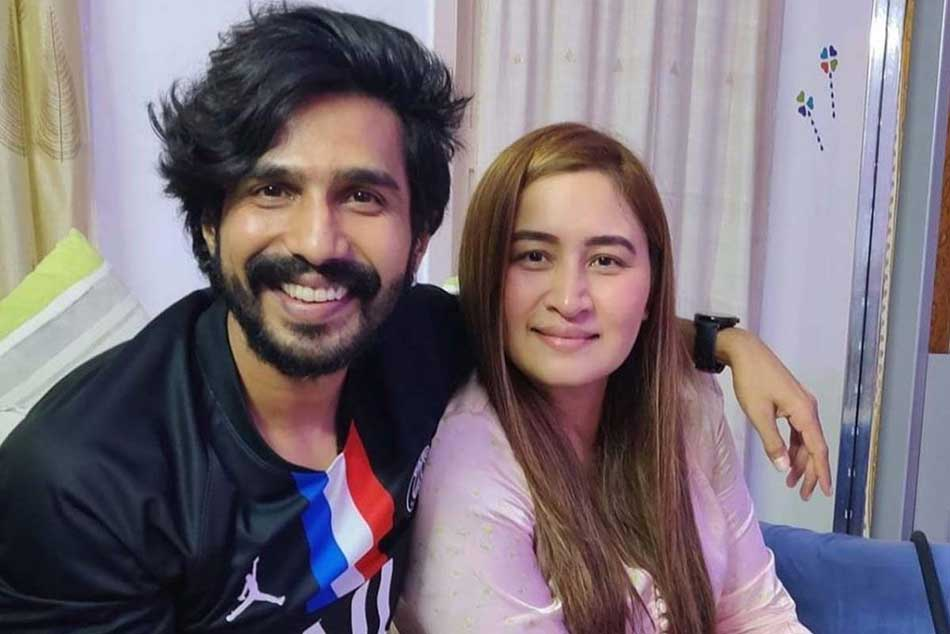 Jwala Gutta makes surprise visit to boyfriend Vishnu Vishals home for his birthday