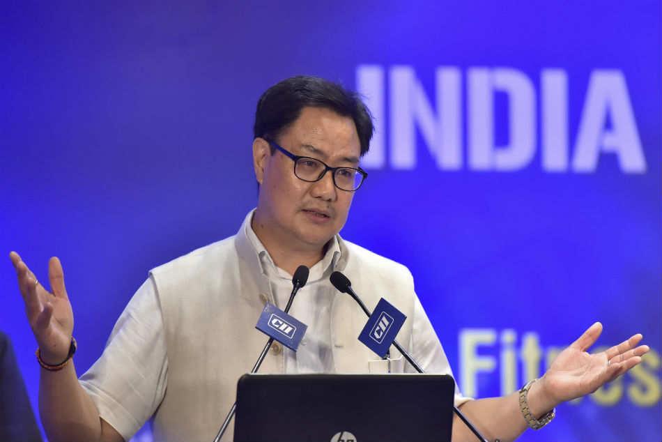Sports Minister Kiren Rijiju Says National Camps Will Go Ahead