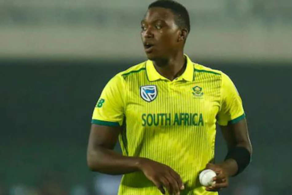 Lungi Ngidi said he believed his team-mates should make a stand the next time the squad meets