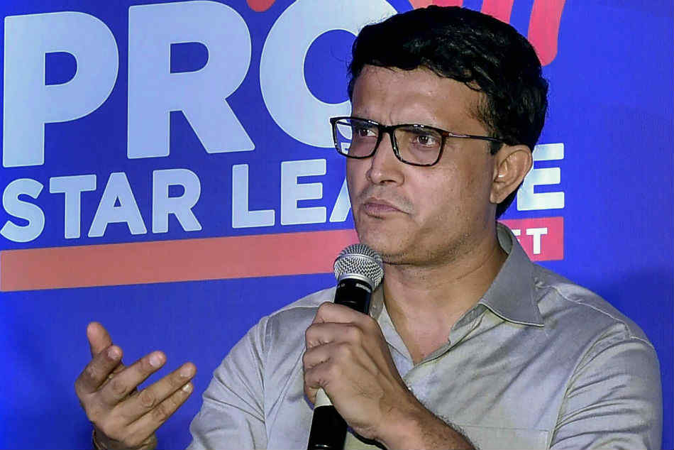 BCCI president Sourav Ganguly Says I am young and in no hurry to become ICC chairman