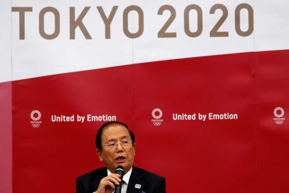 Olympics Could Have Limited Spectators Says Tokyo 2020 Chief Toshiro Muto