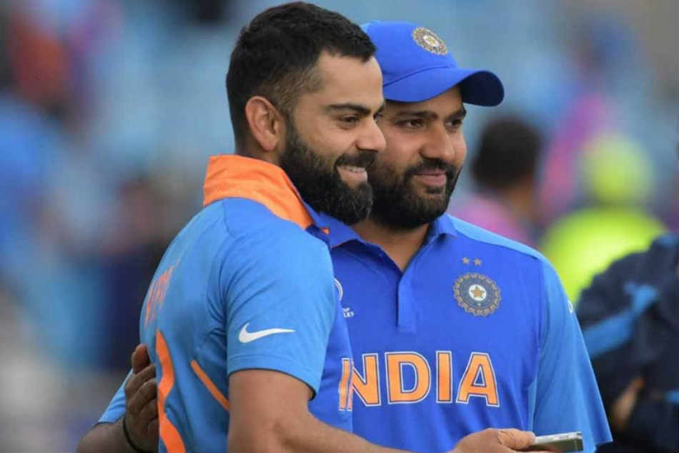 Virat Kohli, Rohit Sharma occupy top slots in ICC ODI Rankings
