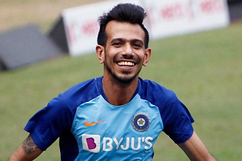 Rohit Sharma, Yuvraj Singh and other India stars wish Yuzvendra Chahal on his 30th birthday