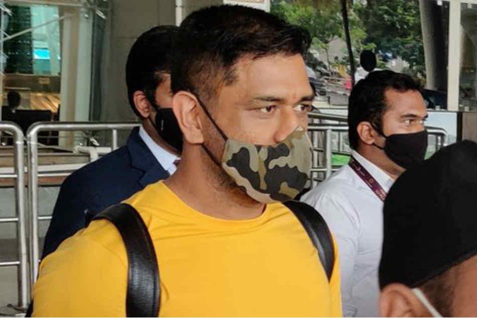 IPL 2020: చెన్నై చేరుకున్న ధోనీ.. ఇక ప్రాక్టీసే తరువాయి!