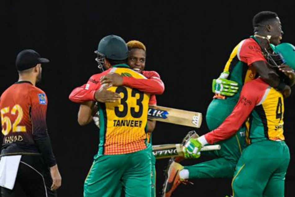 CPL 2020: Guyana Amazon Warriors are yet to win a title despite reaching the playoffs every single season