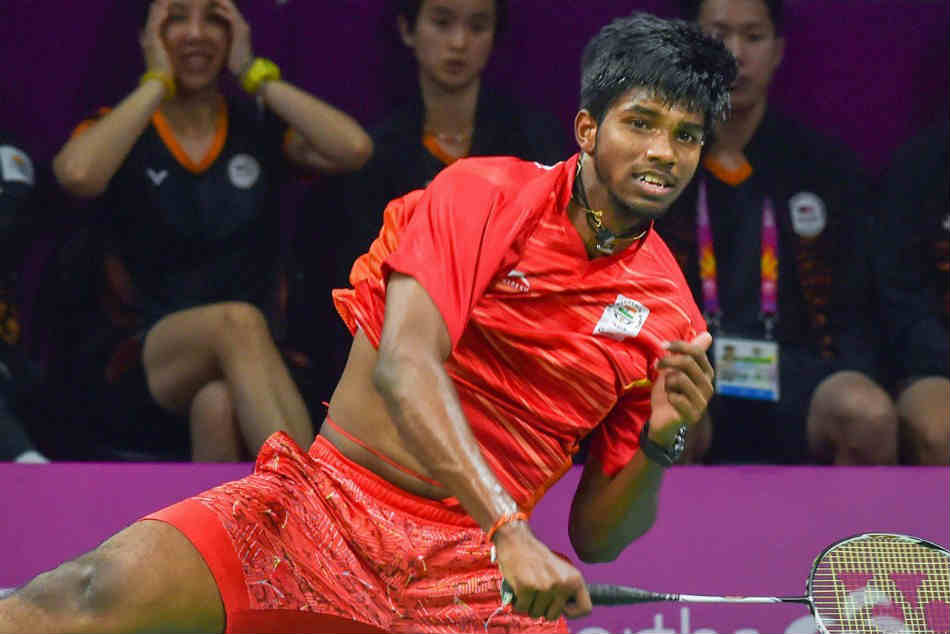Badminton Player Satwiksairaj Rankireddy Tests Positive For Covid 19