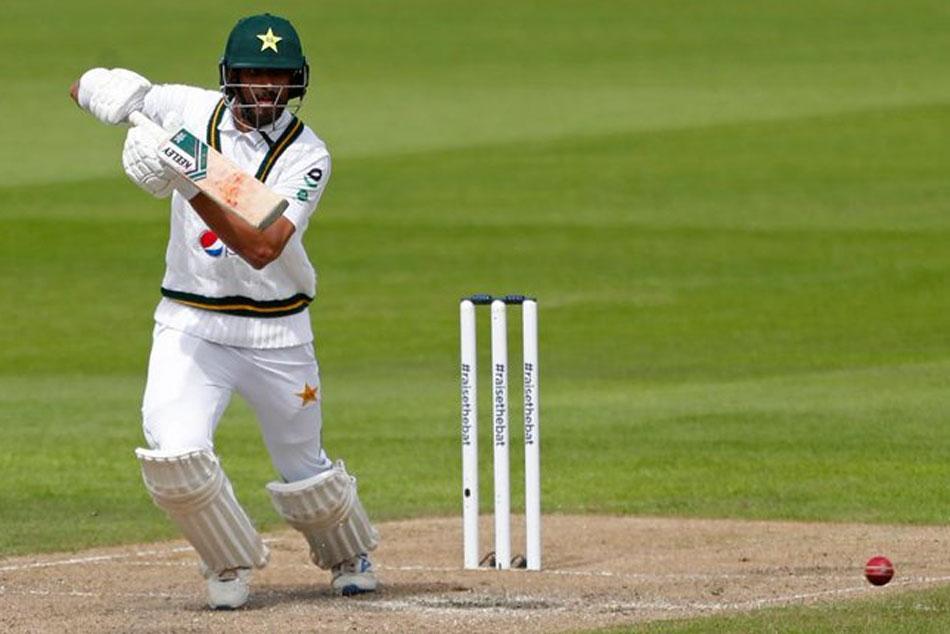 England vs Pakistan: షాన్ మసూద్ హాఫ్ సెంచరీ.. బాబర్ ఆజామ్ ఔట్.. కష్టాల్లో పాక్!