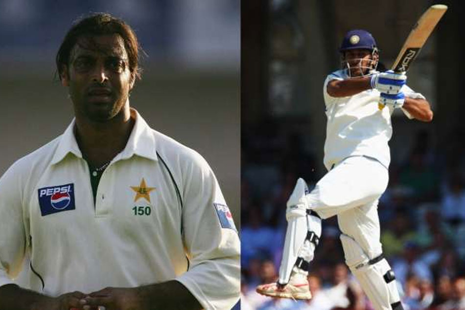 When Shoaib Akhtar apologised to MS Dhoni for 'purposely' bowling a beamer