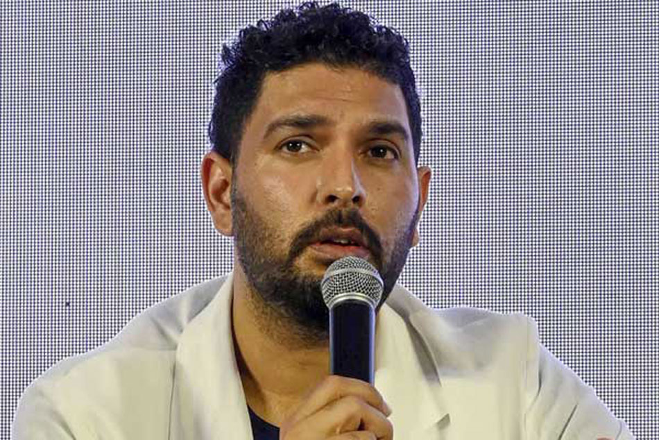 Yuvraj Singh pays tribute to left-handed legends of cricket