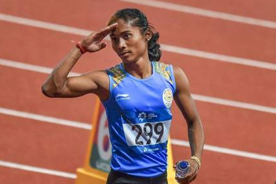 Star Sprinter Hima Das Others Complain Of Poor Food Quality At Nis Patiala