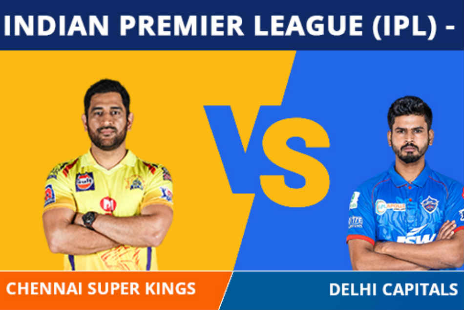 CSK vs DC: Chennai Super Kings won the toss and elect to field first
