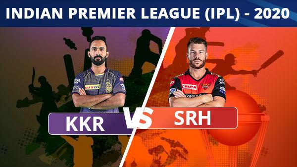 KKR v SRH: ఐపీఎల్ 2020లో మొదటిసారి.. టాస్ గెలిచి బ్యాటింగ్ ఎంచుకున్న వార్నర్!! 