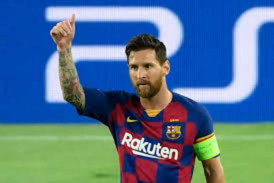 Barcelona superstar Lionel Messi tops Forbes 2020 football rich list