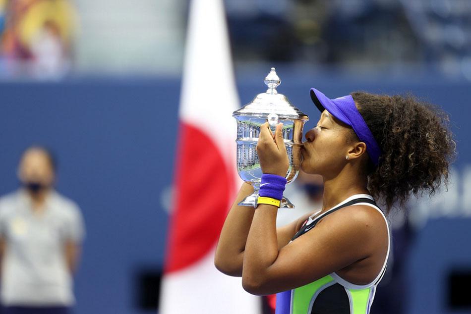 Naomi Osaka Wins Second Us Open Title